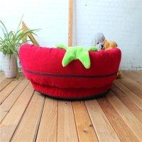 Strawberry Dog Beds, Designer Pet Beds for Dog & Cat by ...