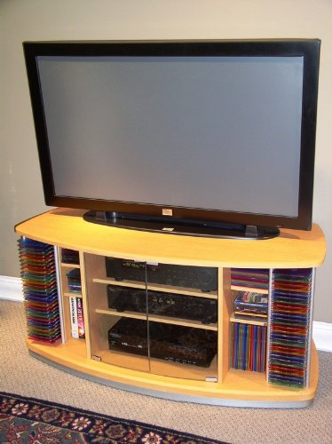 Image of 4D Concepts 42 Inch Deluxe TV Stand (AZ00-30242x7871)