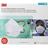 3M 1870 Surgical Mask N95 3M 1870 Surgical Mask N95 Box of 20.