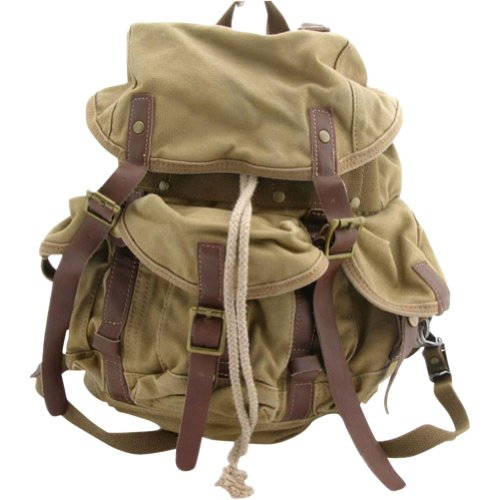 Vagabond Traveler Medium Cotton Backpack Promotional Codes