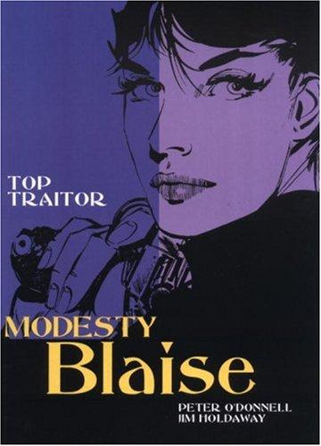 Modesty Blaise: Top Traitor (Modesty Blaise (Graphic Novels))