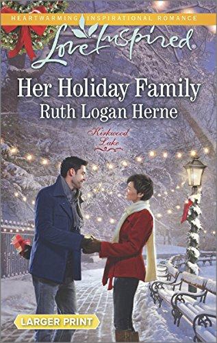 Her Holiday Family (Kirkwood Lake)