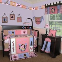 Custom Baby Bedding -Western Cow Girl 13 PCS Crib Bedding ...