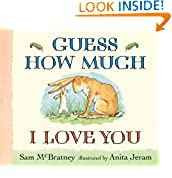 Sam McBratney (Author), Anita Jeram (Illustrator)  (760)  Buy new:  $7.99  $4.54  310 used & new from $0.01