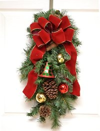Christmas Wreaths For Your Front Door | WebNuggetz.com