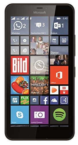 Smartphone Induktives Laden Microsoft Lumia 640 Xl Ds Im Test