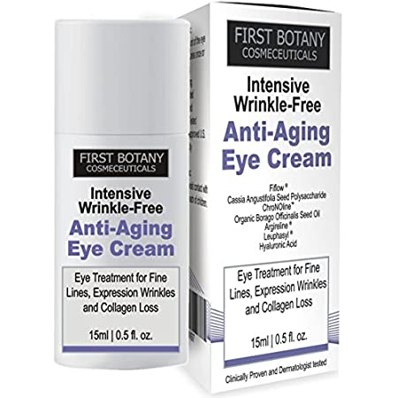 Intensive Wrinkle-Free Anti-aging Eye cream  is a novel eye cream that is extremely effective at firming and plumping the skin, quickly reducing the appearance of fine lines and wrinkles and addressing the issues of puffy eyes and dark circles under ...