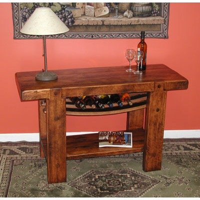 Image of Russian River Console Table (WV108)