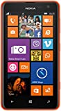 Nokia Lumia 625 (11,9 cm (4,7 Zoll) LCD-IPS-Display, 5 Megapixel Kamera, 8 GB, Windows Phone 8) orange