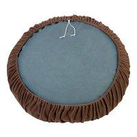 Waggletops - Dog Bed Cover Sheet - BearDog Brown - Fleece ...