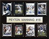 C&I収集品1215PEYMANN8C NFLペイトン・マニングインディアナポリス・コルツ8カードプラーク