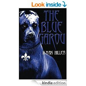 blue garou book cover
