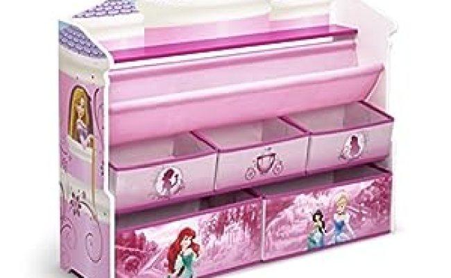 Amazon Delta Children Deluxe Book Toy Organizer
