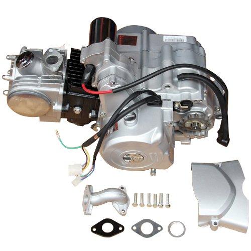 Promax 125cc ATV Engine Motor Semi Auto w/Reverse for 50 cc 70CC 90