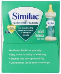 Similac for Supplementation Ready-to-Feed Infant Formula ...