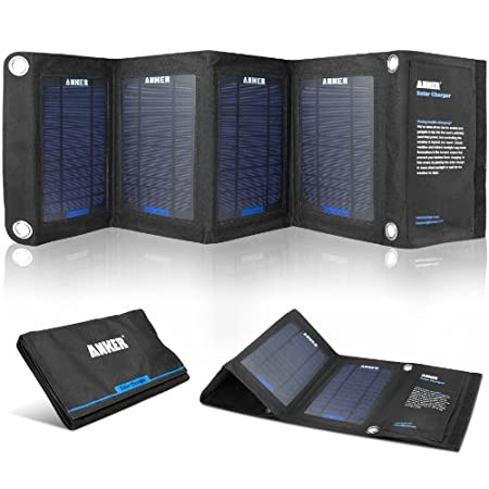 Tap into the sun's radiance and power up your gadgets with freedom.Brilliant power supply. When you're out enjoying the great outdoors, enjoy yet another perk: free limitless power. Simply spread out the solar panels or attach to your pack to start r...