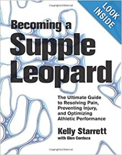 Cover for 'Becoming a Supple Leopard' by Kelly Starrett