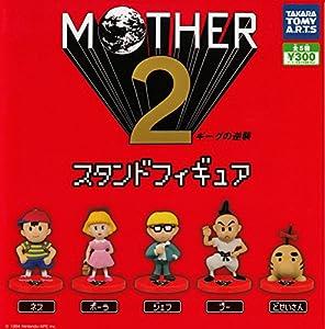 MOTHER2 ギーグの逆襲 スタンドフィギュア 全5種セット ガチャガチャ