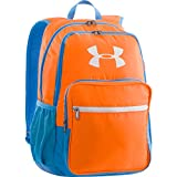 Under Armour Boys HOF Backpack, Blaze Orange, One Size fits All