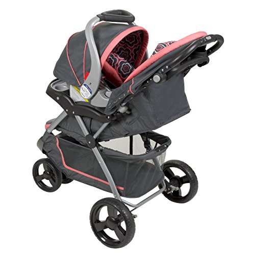 Baby Trend Travel System Weight Limit Baby Trend Nexton Travel System Coral Floral Baby