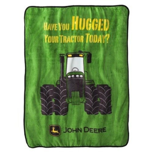Amazon Couch John Deere Throw Blankets