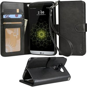LG-G5-Case-Arae-Wrist-Strap-Flip-Folio-Kickstand-Feature-PU-leather-wallet-case-with-IDCredit-Card-Pockets-For-LG-G5