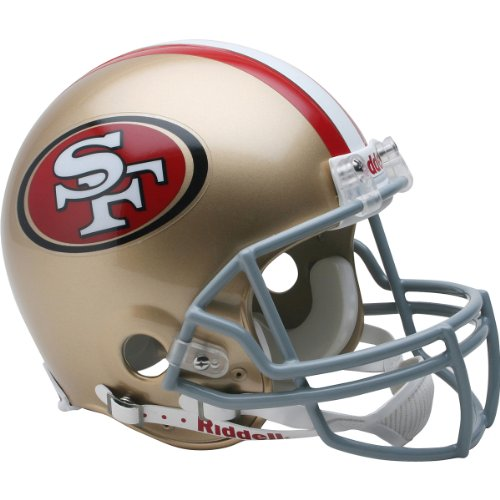 Francisco 49ers Proline Football Helmet Coupon Code