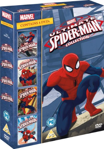 Ultimate Spider-Man [DVD] [Import]