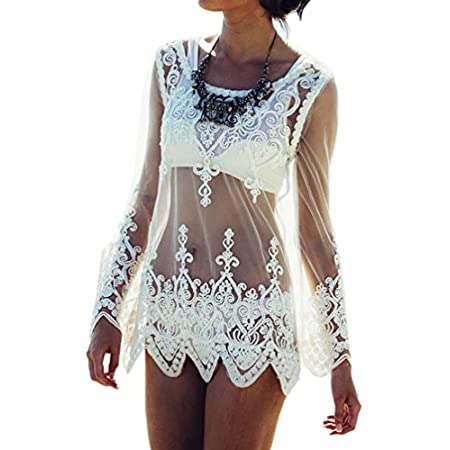 Brand:Mooncolour Package: 1* Swimwear Cover Up Only,other accessaries are not included.Any concern about size problem please email us the first time and we will serve you perfectly.