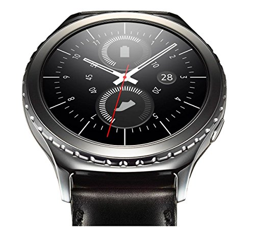 Samsung Gear S2 Classic Smart watch SM-R732, negro 4GB -Asia...