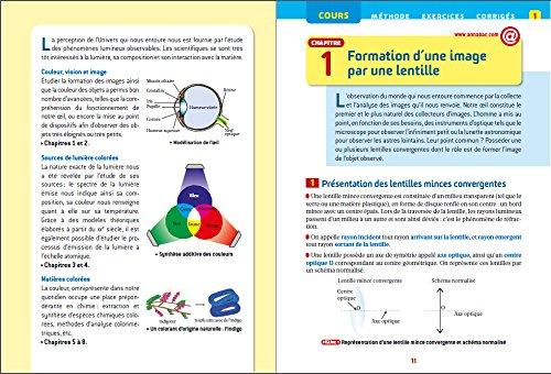 Physique-Chimie 1re S - Prépabac Cours & entraînement: cours, méthodes et exercices progressifs (première S)