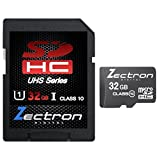 Zectron 32GB Micro SDHC-UHS-1 Memory Card for Oppo Mirror 3