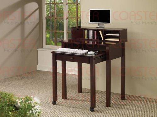 Picture of Comfortable COMPUTER DESK/CAPPUCCINO 31-1/2