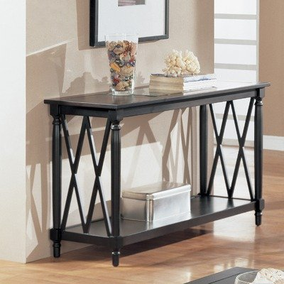 Image of Console Table in Espresso (OCST467)