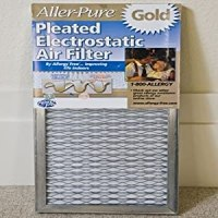 Amazon.com: Allergy Free Aller-Pure Gold Permanent Furnace ...