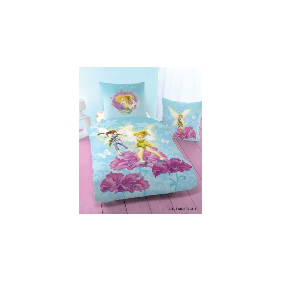 Bettwäsche Cupcake Bettwäsche Disney S Fairies Cute Tinkerbell 135 X 200 Cm 100 On