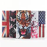 Pink Lizard Flip PU Leather Pattern Wallet Stand Case For Lenovo S60-W