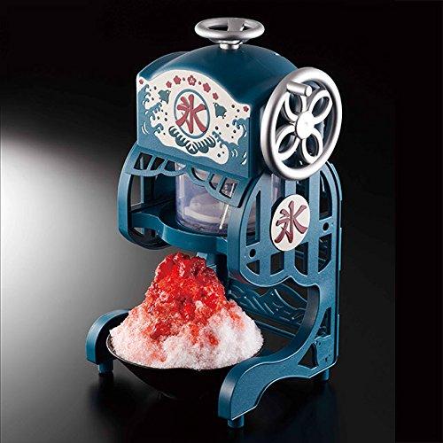ドウシシャ 電動本格ふわふわ氷かき器 DCSP-1551