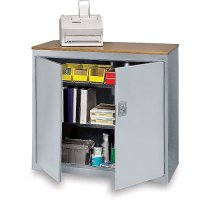How Do i get SANDUSKY LEE Counter Height Storage Cabinets ...