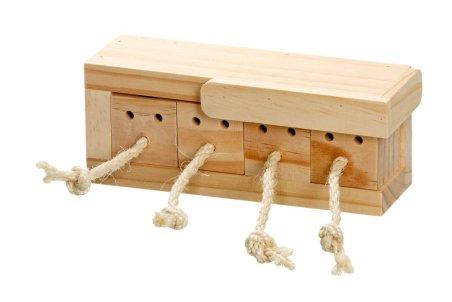 ,Nagerspielzeug, Einrichtung des Meerschweinchengeheges