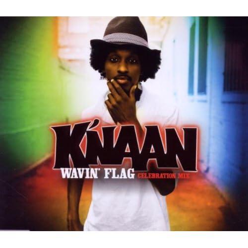 Wavin' Flag (2 Track)