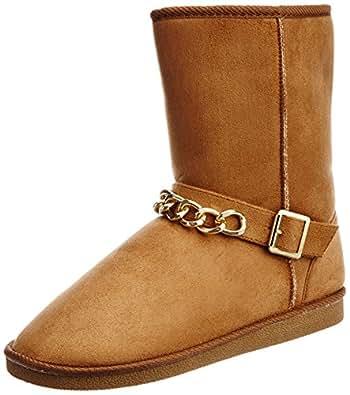 Carlton London Women39s Jaida Tan Boots 6 Uk Cll 2882