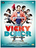 Vicky Donor (2012) (Hindi Movie / Bollywood Film / Indian Cinema DVD)
