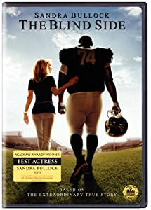 "Cover of ""The Blind Side"""