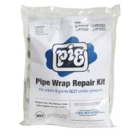 New Pig PTY119 5 Piece Pipe Wrap Repair Kit, For 2 ...