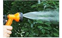 Flyeagle(TM) Orange 100Ft EXPANDABLE GARDEN WATER HOSE ...