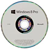 Windows 8 Pro OEM 32 Bit Vollversion