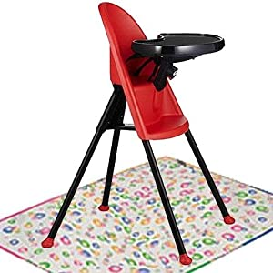 Amazoncom Baby Bjorn 067005uskt High Chair With Splat