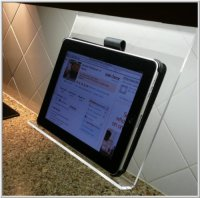 iPad Kitchen Stands - Best iPad Holder or Mount For The ...