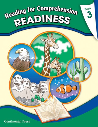 Reading for Comprehension Readiness, Book 3